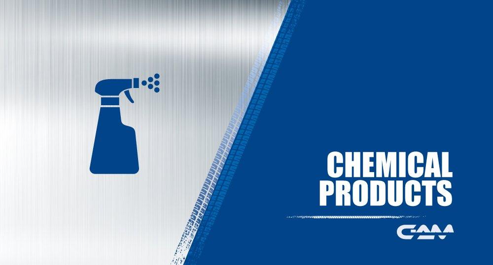 Nuova Linea di prodotti chimici Gam Technic