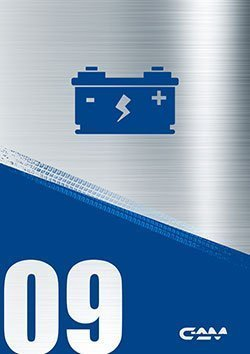 Cataloghi Batterie Gamtechnic